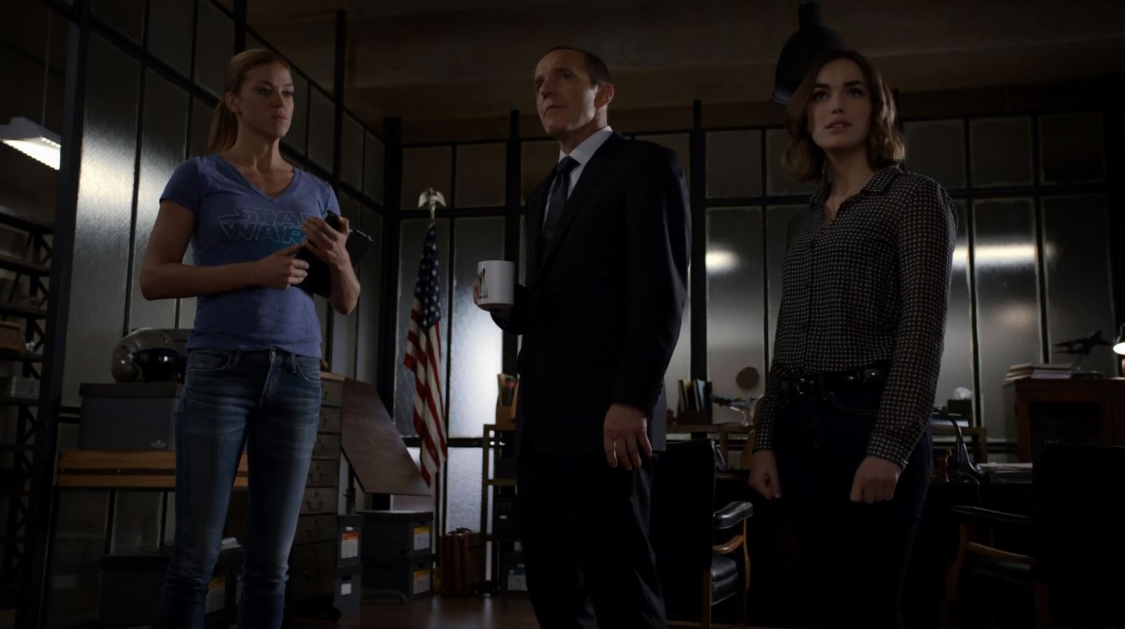 Marvel's Agents of S.H.I.E.L.D. - 02x06 - A Fractured House