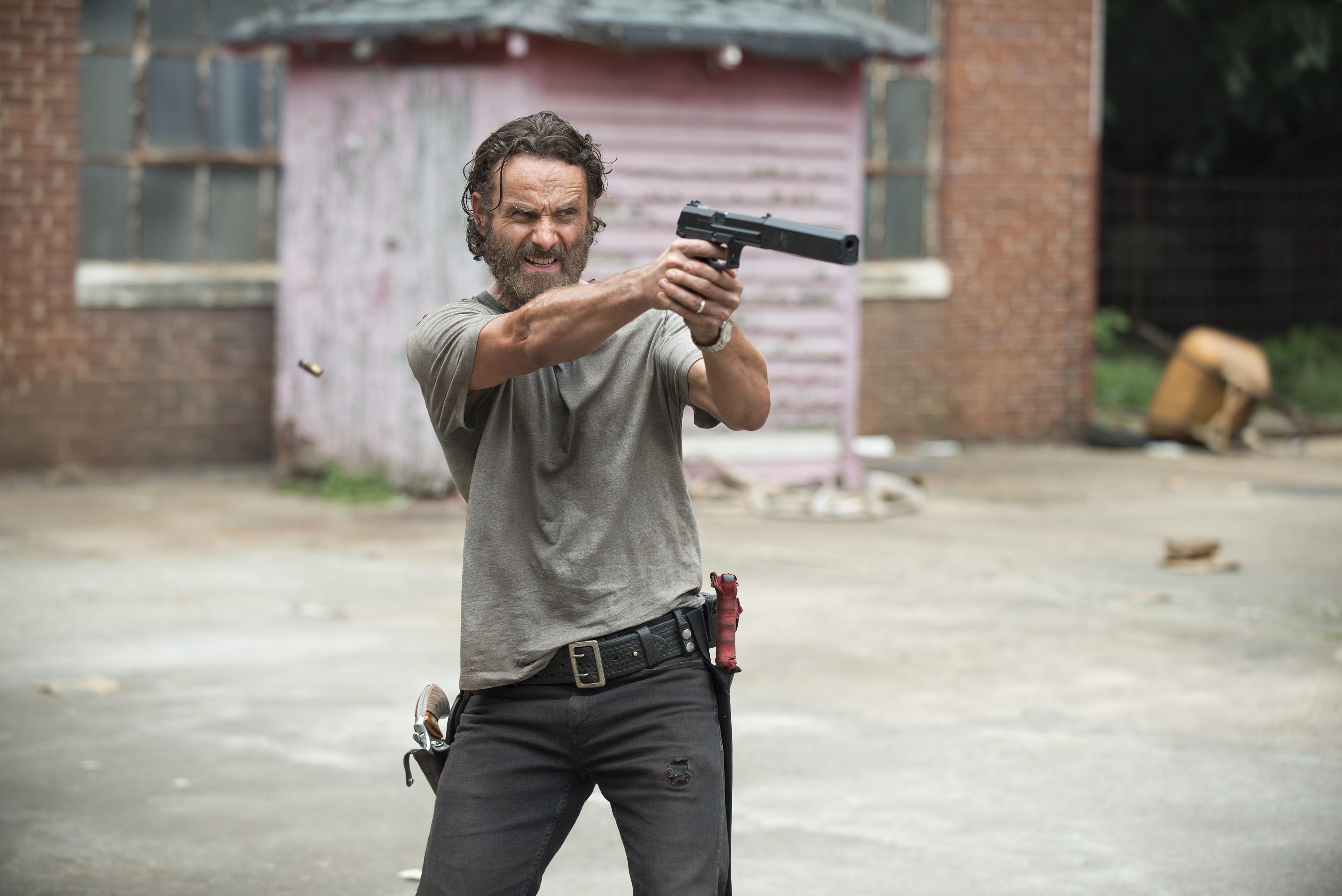 The Walking Dead - 05x07 - Crossed