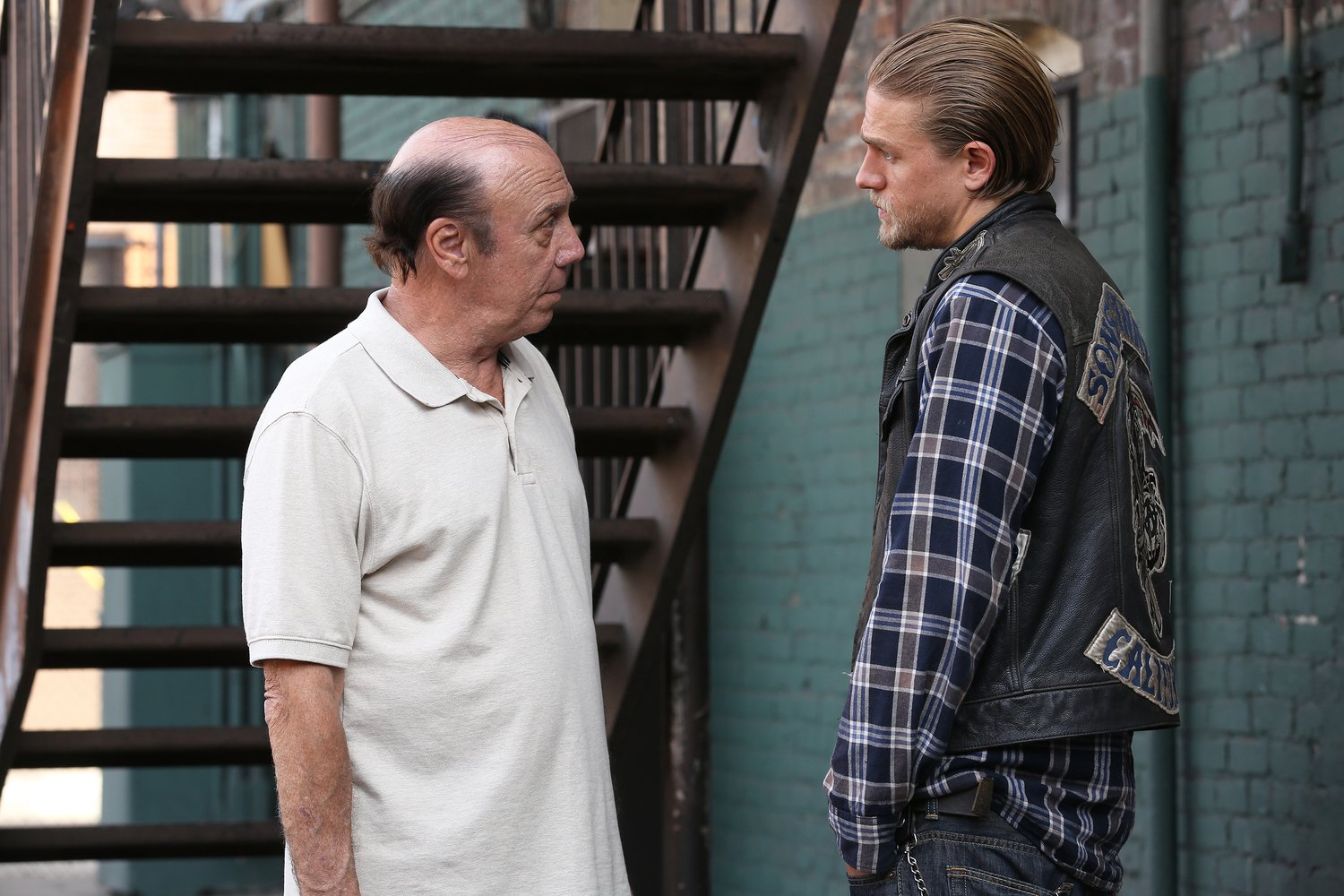 Sons of Anarchy - 07x12 - Red Rose