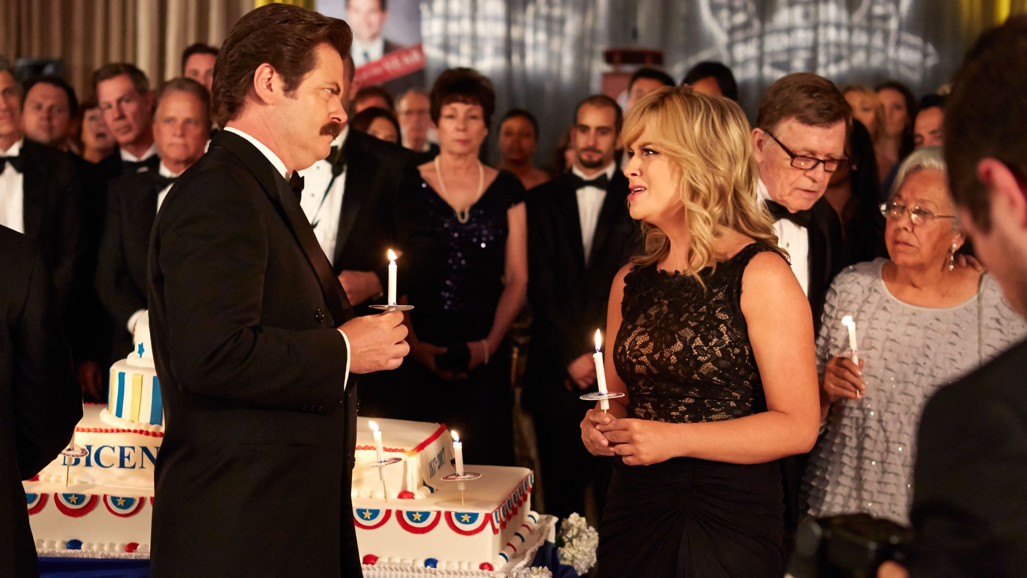 Parks and Recreation - 07x01 - 2017