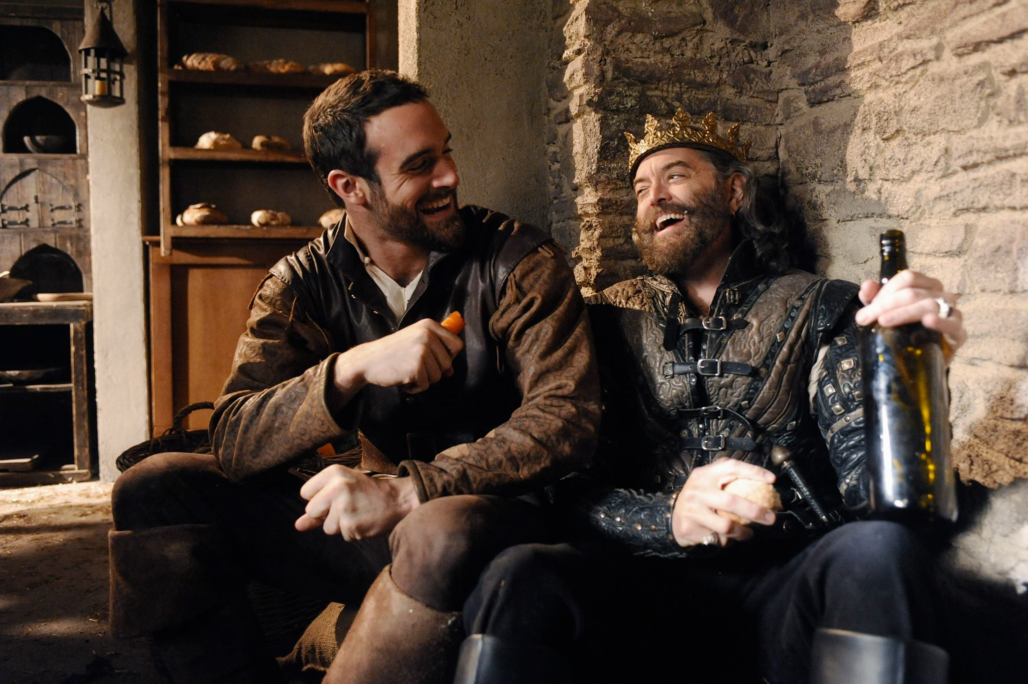 Galavant - 01x08 - It's All in the Executions