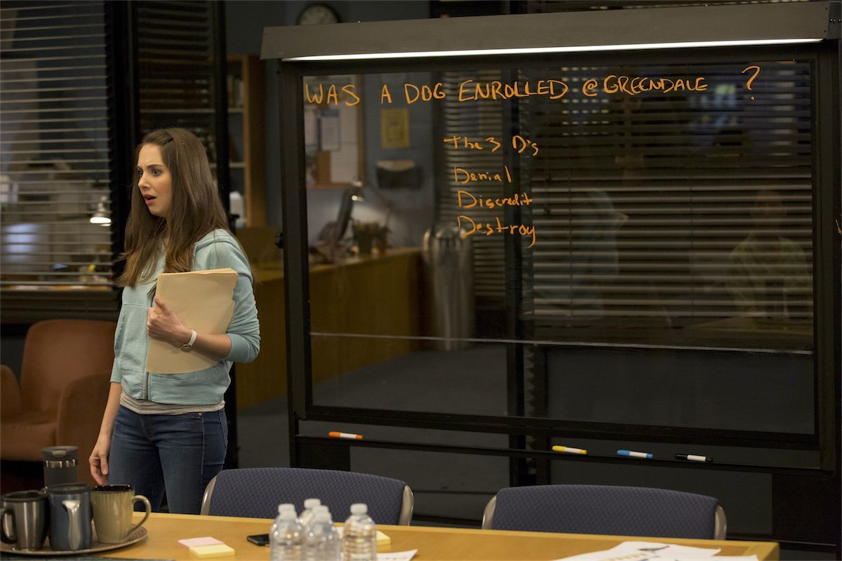 Community - 06x03 - Basic Crisis Room Decorum