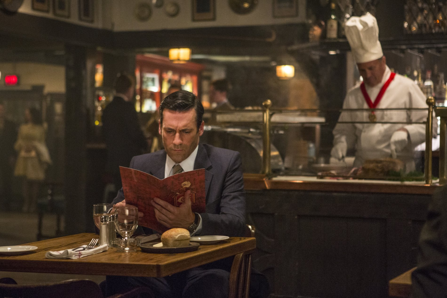 Mad Men - 07x09 - New Business
