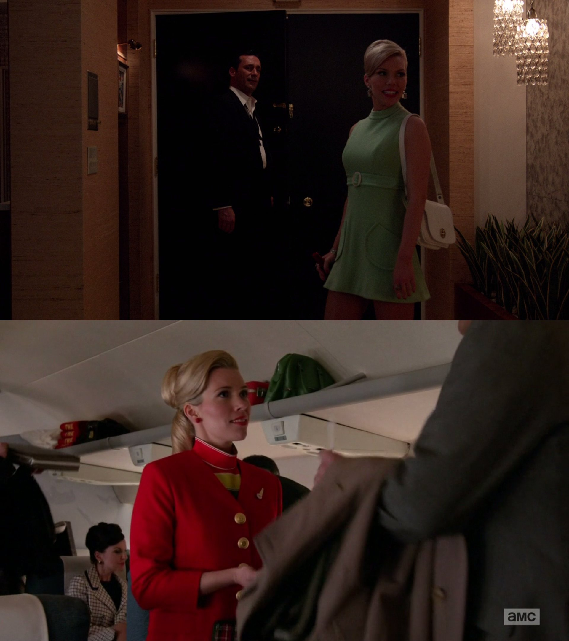 Mad Men Stewardess