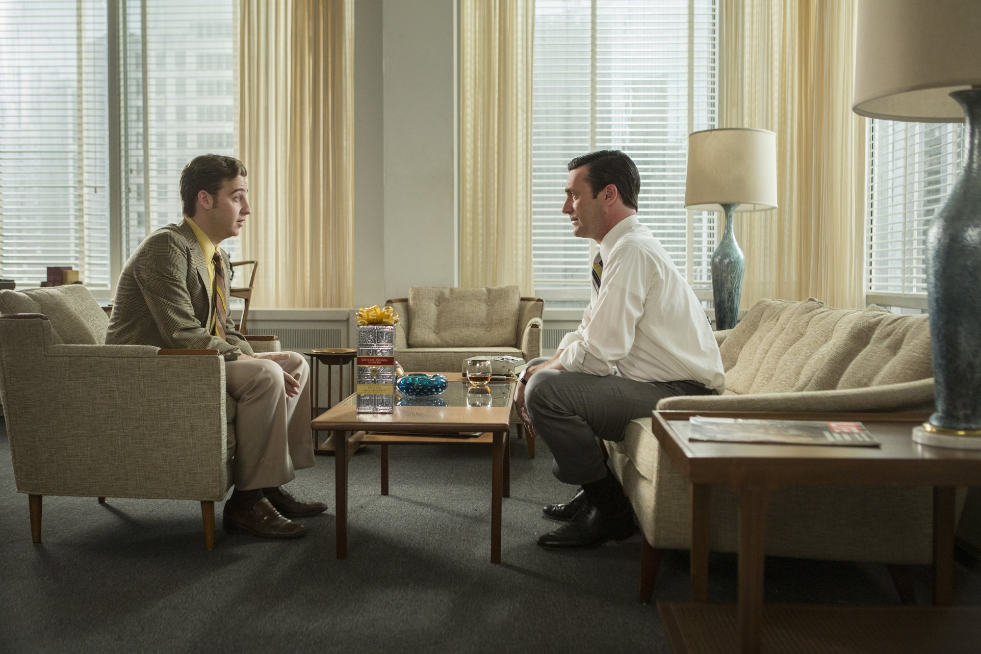 mad men - 07x10 - the forecast 06