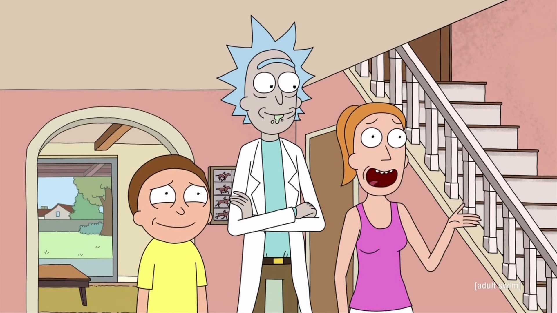 Rick and Morty - 02x01 - A Rickle In Time