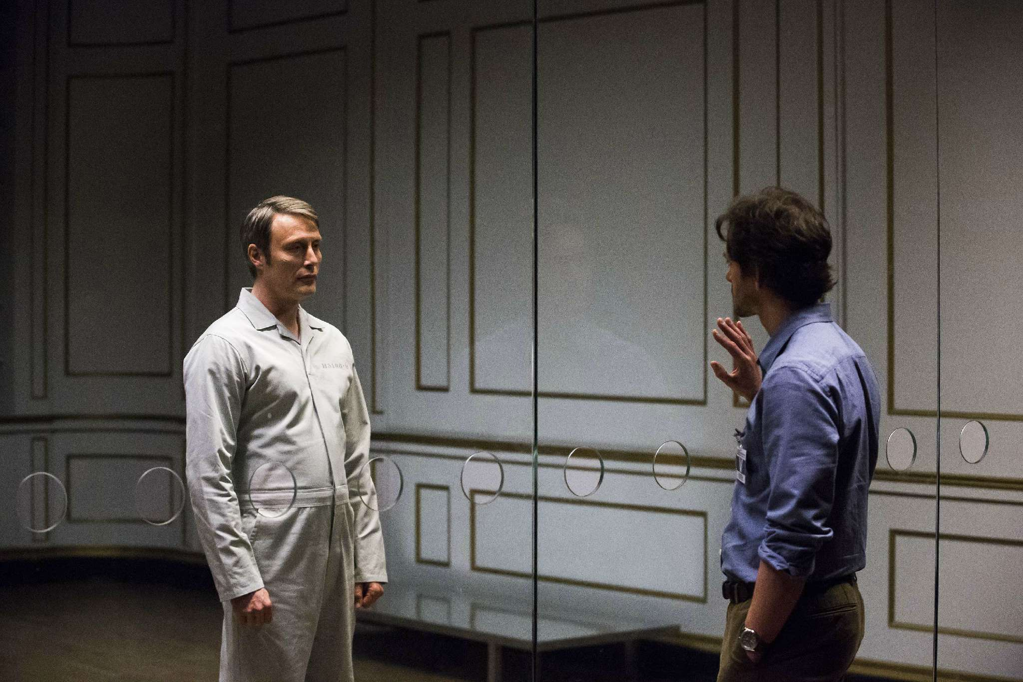 Hannibal - 03x13 - The Wrath of the Lamb