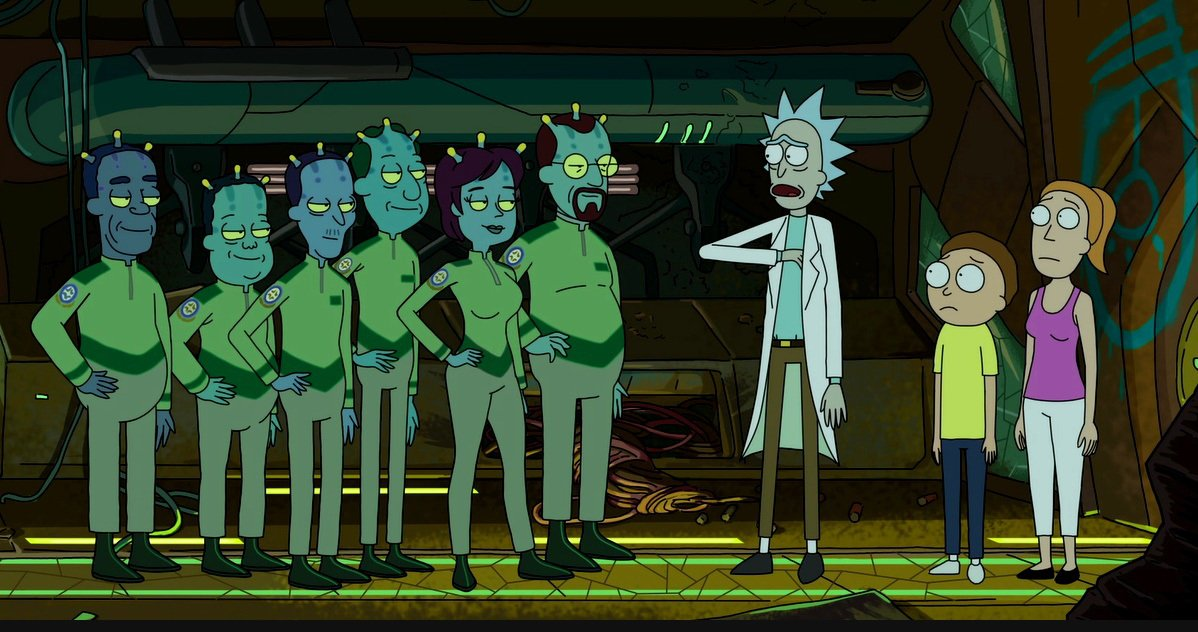 Rick and Morty - 02x03 - Auto Erotic Assimilation