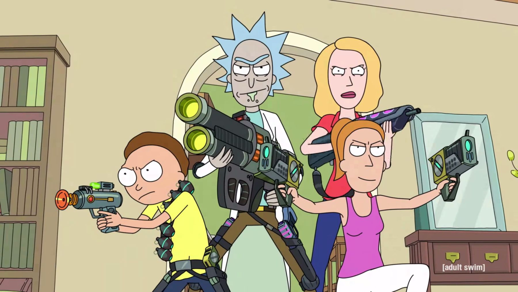 Rick and Morty - 02x04 - Total Rickall