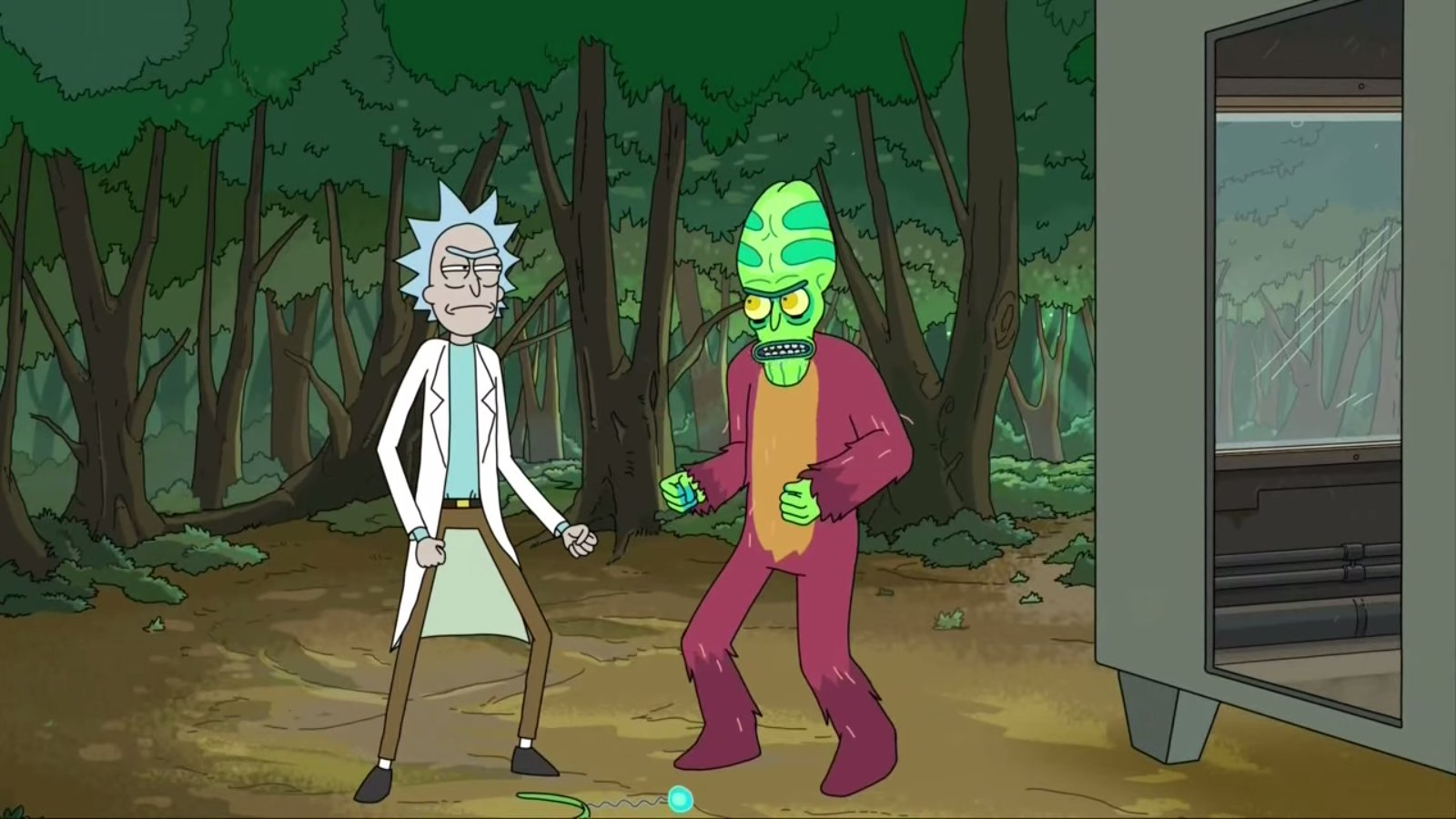 Rick and Morty - 02x06 - The Ricks Must Be Crazy