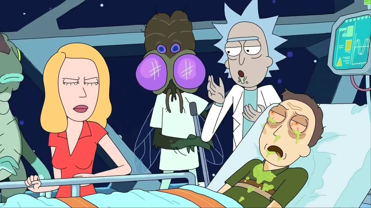 Rick and Morty - 02x08 - Interdimensional Cable 2 - Tempting Fate