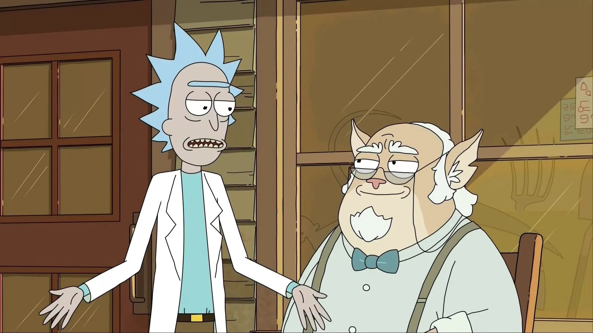 Rick and Morty - 02x09 - Look Who's Purging Now