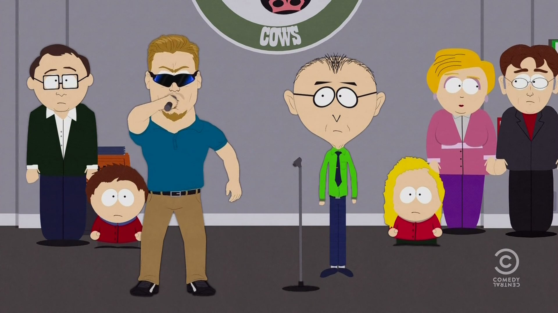 South Park - 19x01 - Stunning and Brave 02