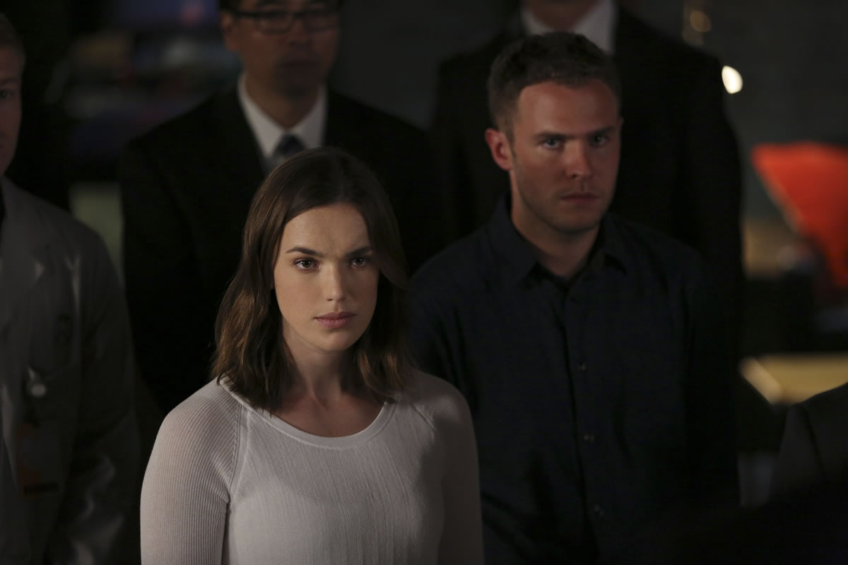 Marvel's Agents of S.H.I.E.L.D. - 03x08 - Many Heads, One Tale