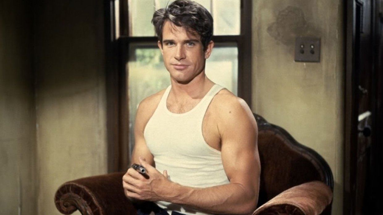 Warren Beatty - Hollywood Obsession