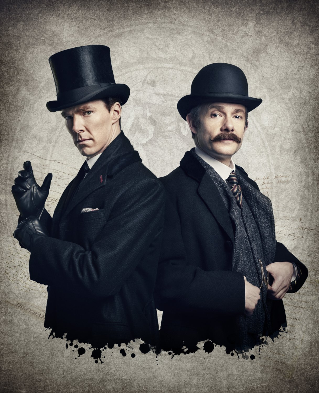 Sherlock Abominable Bride