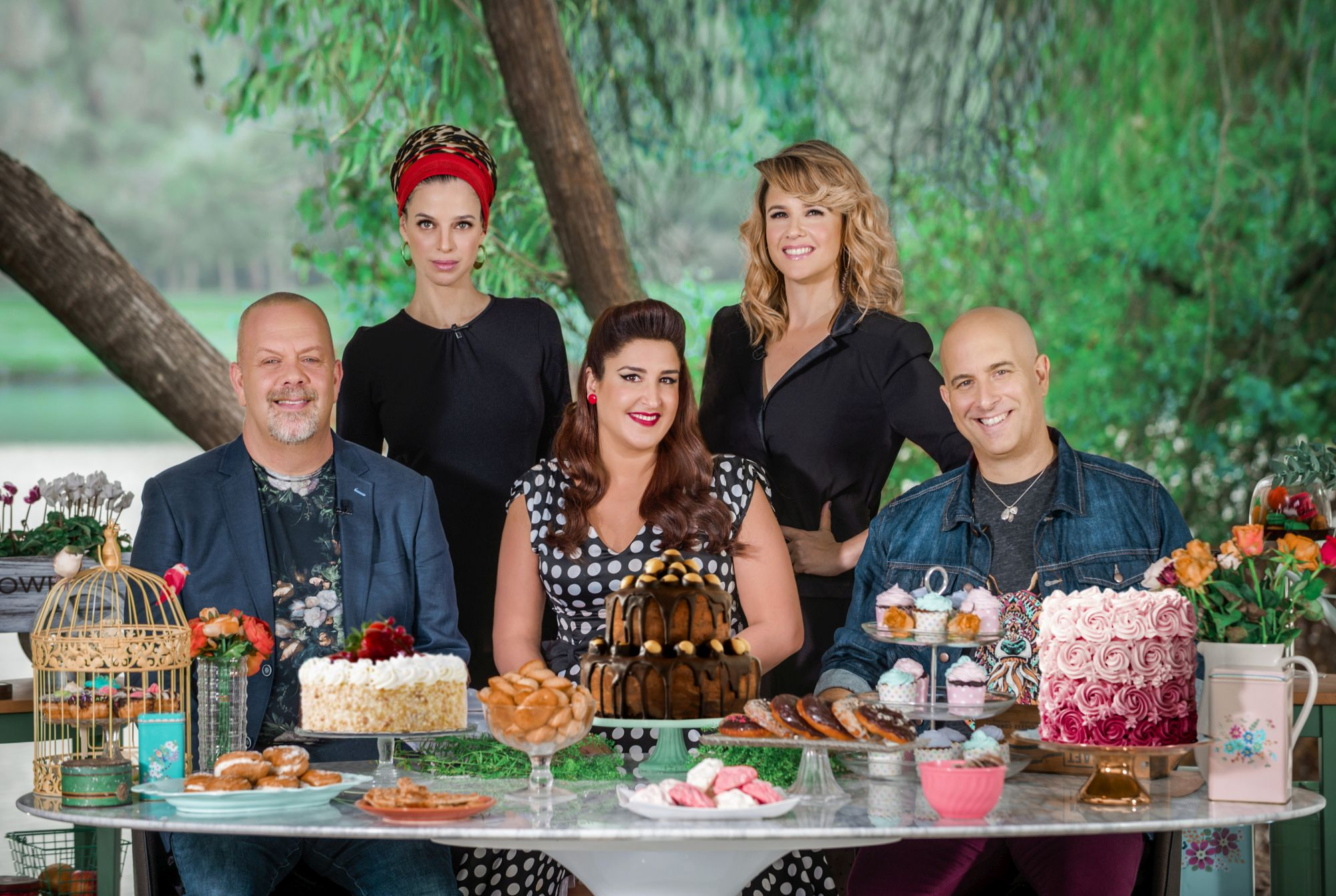 Bake-off Israel