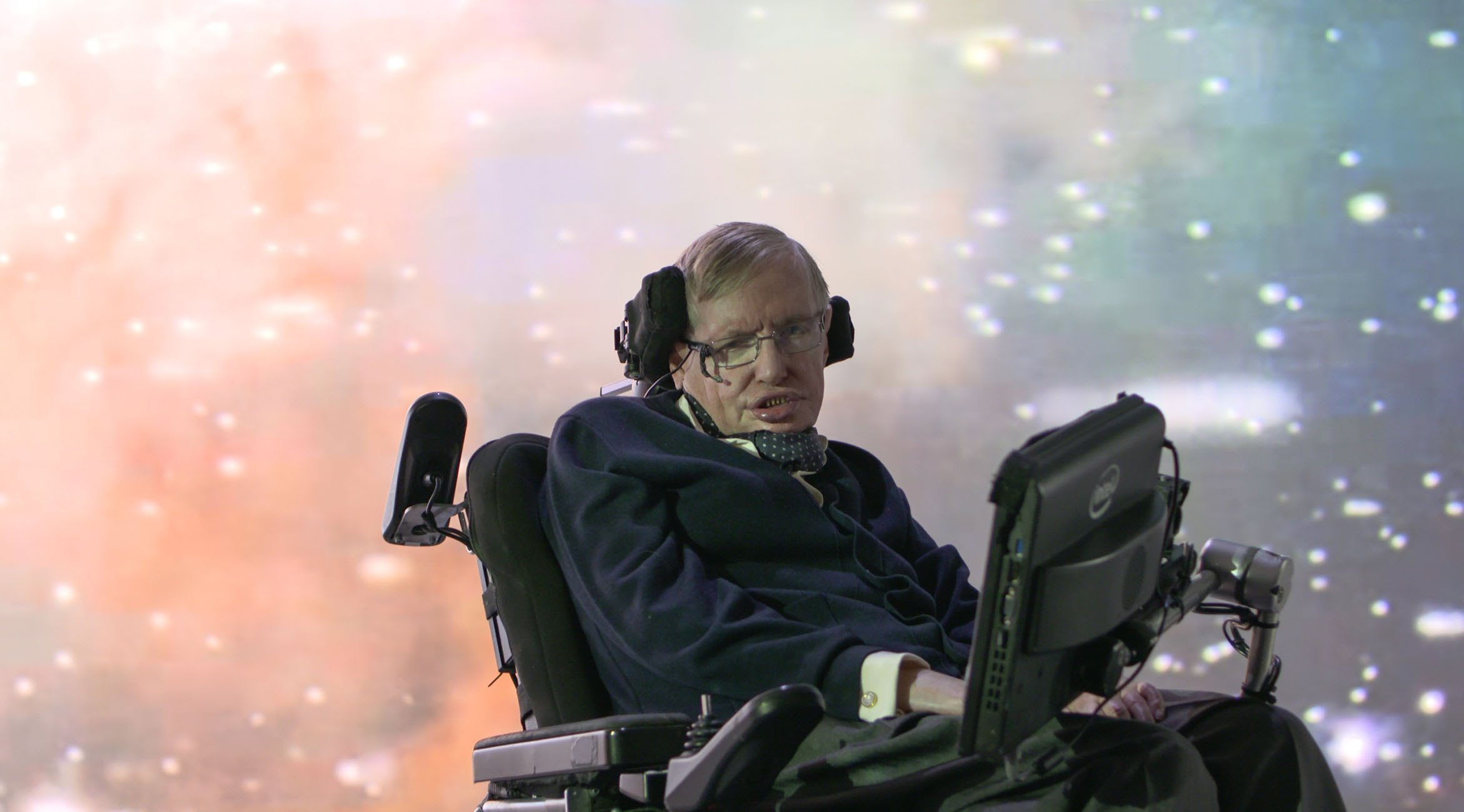 Brand new Genius By Stephen Hawking