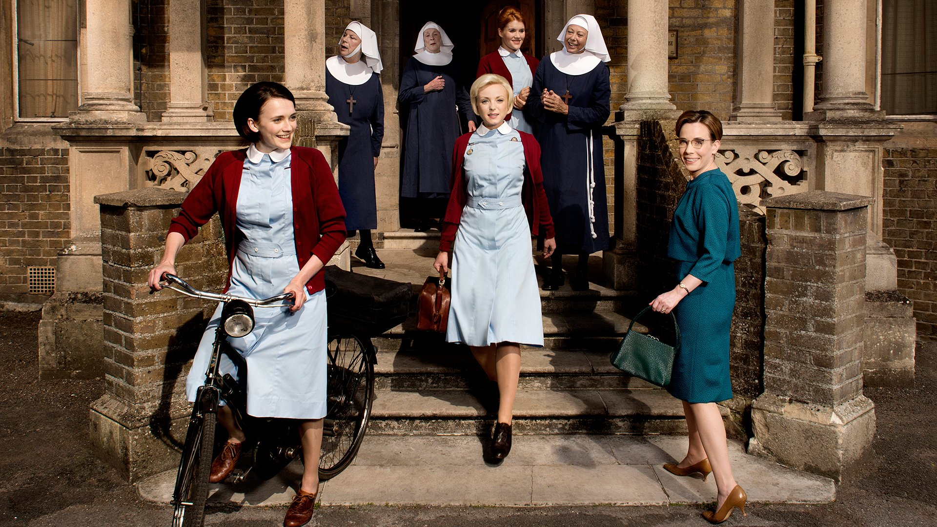 Call The Midwife s04